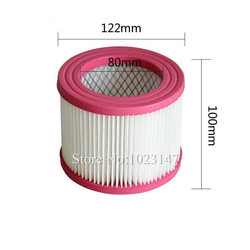 1 piece Cartridge HEPA Filter Replacement for Jienu 508 Vacuum Cleaner Parts