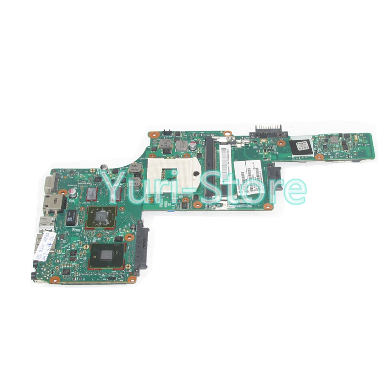 NOKOTION Laptop Mainboard For Toshiba Satellite L630 Laptop s989 Motherboard V000245020 6050A2338501 with video chip hot new free shipping h000052580 laptop motherboard fit for toshiba satellite c850 l850 notebook pc video chip 7670m
