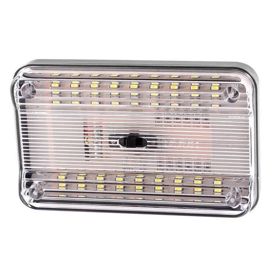 Aliexpress.com : Buy Tonewan Hot Sale Auto Led light Car Dome Light 36 SMD LED Roof Rectangular
