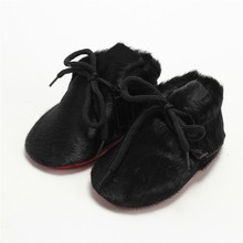Fashion New Genuine Leather Baby Moccasins First Walkers Soft Rose Gold Baby Girl Shoes Infant Fringe Shoes Leopard Prewalkers