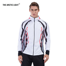цена на THE ARCTIC LIGHT New Man Fishing Shirt Anti UV Breathable Quick-drying Professional Clothes For Fishing Men Mesh Clothes