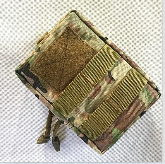 Prix pour Tactique courir Poche EDC Tour Rabat Ceinture Sacs Pochete Sac de Taille En Plein Air Escalade sac Molle Militaire Pack Équipement