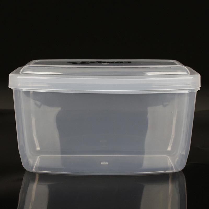 COPOZZ Transparan Kolam Diving Goggles Storage Box PP Kacamata Renang - Olahraga air - Foto 4