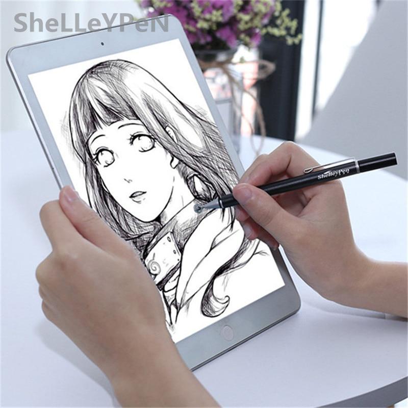 3 Pcs Stylus Pen For Apple Pencil Tablet Double Touch Pen For All
