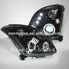 SWIFT светодиодный головной фонарь ангельские глазки для SUZUKI 2006 до 10 лет V2 Тип