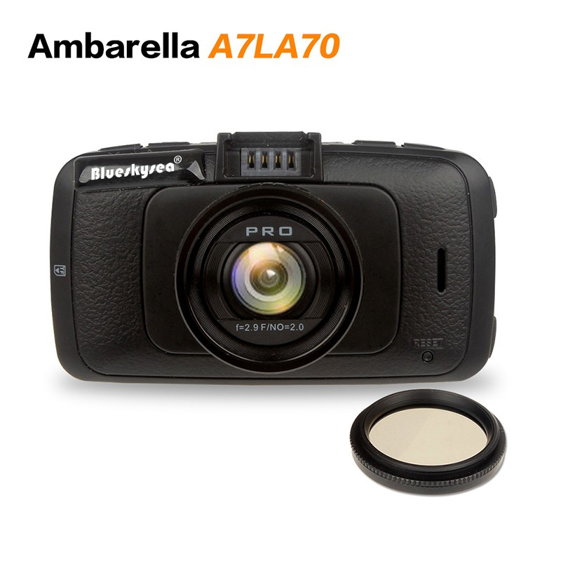 A7810 Car DVR Camera Ambarella A7LA70 with Speedcam FHD 1080p 60Fps Video Recorder Registrar Night Vision Dash Cam