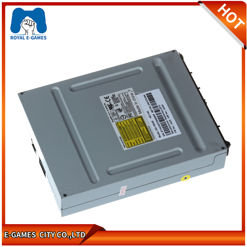 Free Shipping For XBOX 360 Slim Console DVD ROM Drive Lite-on DG-16D4S FW9504 FW0225 And DG-16D2S