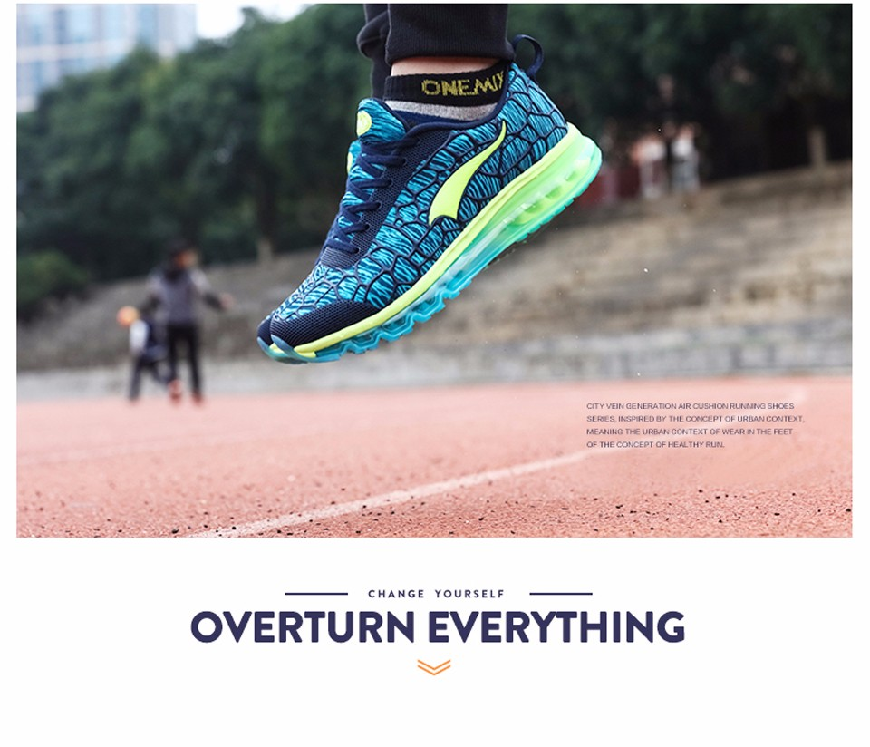 Onemix Brand 16 New Sports Running Shoes Sneakers for Men and Women Outdoor Walking and Running Breathable Good Quality 18