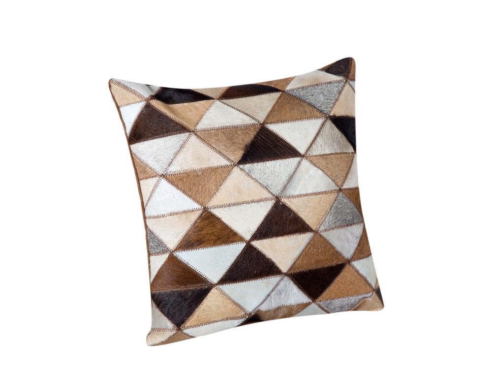 cowhide pillow28