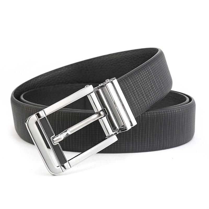 New Leather Buckle Belt Casual Dress Men/'s Womens Jeans Waistband Waist Strap