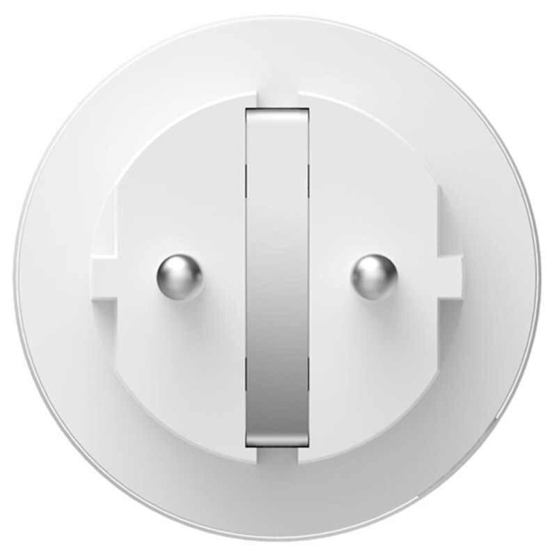 Cuộc Sống thông minh Wifi Ổ Cắm Thông Minh Phích Cắm EU 2400W Năng Lượng Giám Sát với đèn LED Hẹn Giờ Điều Khiển Giọng Nói Làm Việc Alexa google IFTTT