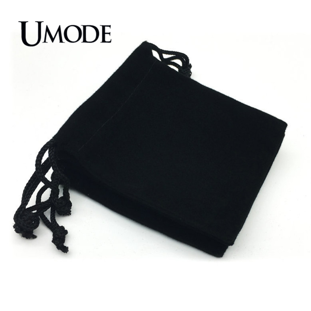 Black Velvet Bags Square Pocuhes 5*7cm 6*8cm 7*9cm 9*12cm 12*16cm for Rings Earrings Necklace Bracelets Jewelry