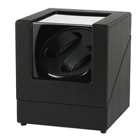 Luxury Automatic Mechanical Watch Winders Black Motor Shaker Holder Self Winding Box Best Storage Boxes US/UK/AU/EU Plug