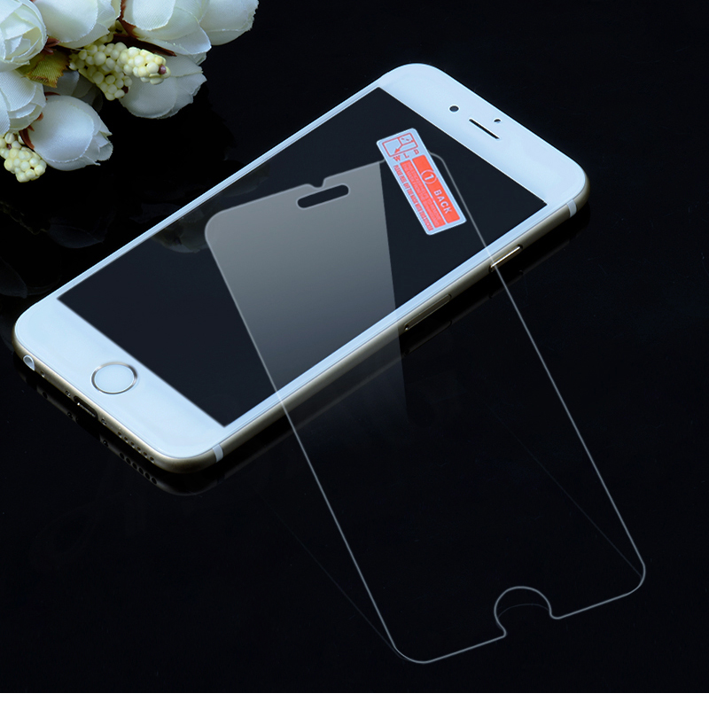 2.5D 9H Tempered Glass For IPhone X 8 7 6S 6 Plus 11 11pro Max  XR  XS Max 5 5S 4S SE Ultra-thin Screen Protector