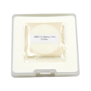 Image 2 - ZWO narrowband 36mm filter Set Ha SII OIII 7nm