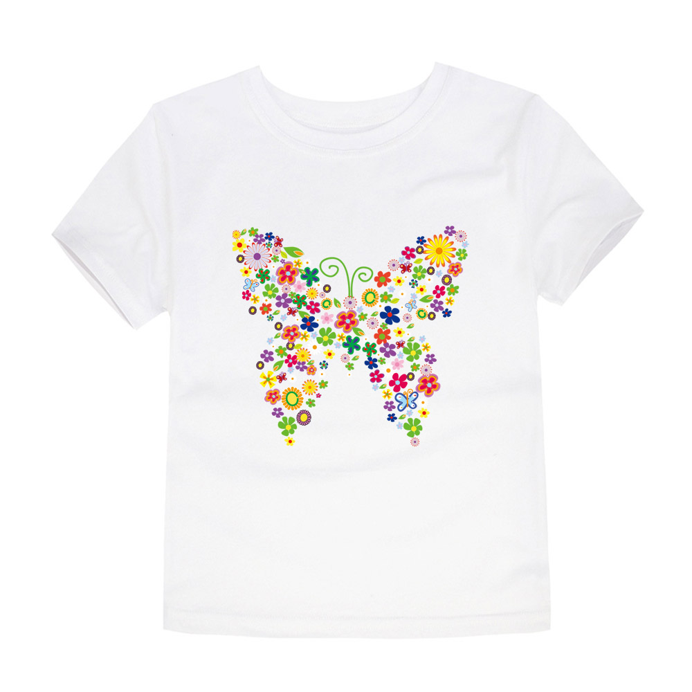 HTB1pYRwapyZBuNjt jJq6zDlXXar - Summer Brand New Baby Girls T Shirts Kids Butterfly Flower T Shirts Children Floral Summer Tops for Girl Tshirt Girl
