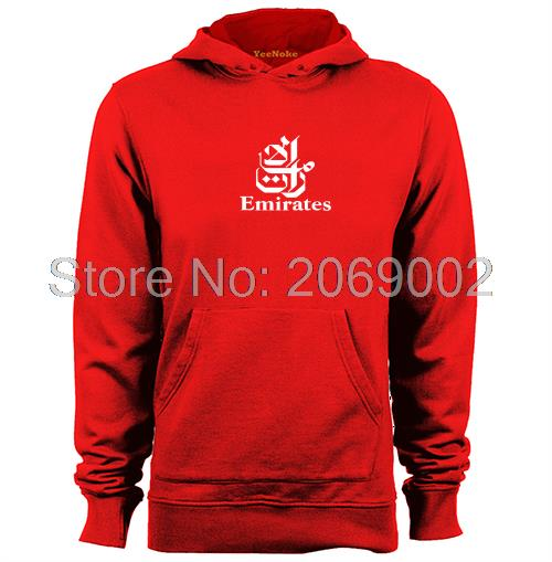 FLY EMIRATES Airlines Mens & Womens hoodies