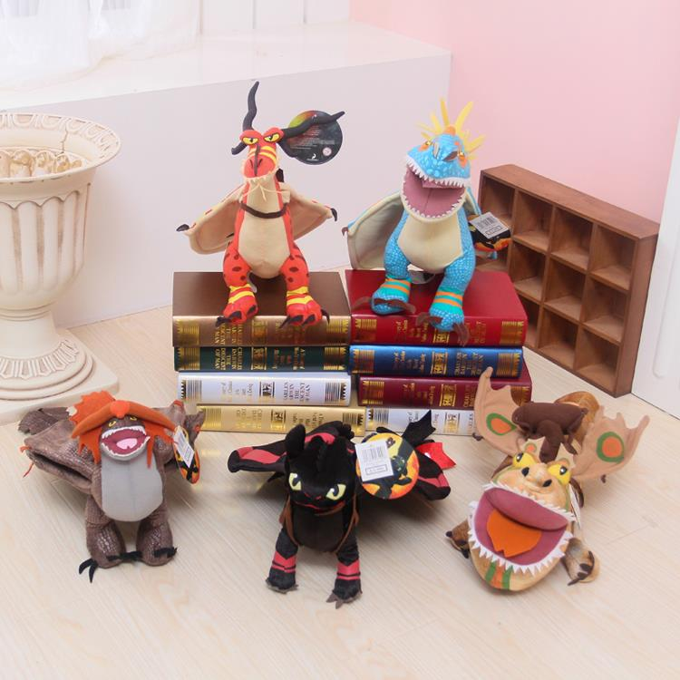 60cm How to Train Your Dragon 2 Dragon Toothless Night Fury Plush font b Toy b