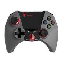 IMECOO Gamepad Do Bluetooth 2.4G Wifi Dupla Roqueira Vibração Do Motor 3.7 V Sem Fio Controlador de Jogo Novo Modelo Para PC OTG Android