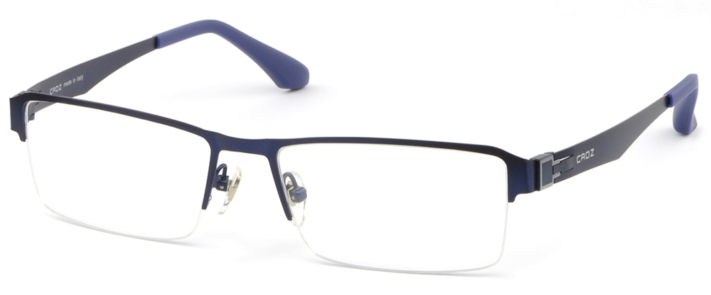 085c70ae43 Rectangular Mens Women Light Titanium Frame Prescription Glasses ...