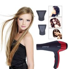 Electric Hair Blower Hair Style Tool Professional Hair Dryer Ionic Portable Blow Dryer High Power With Collecting Nozzle(China)