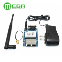 HLK RM04 RM04 Uart Serial Port To Ethernet WiFi Wireless Module With Adapter Board Development