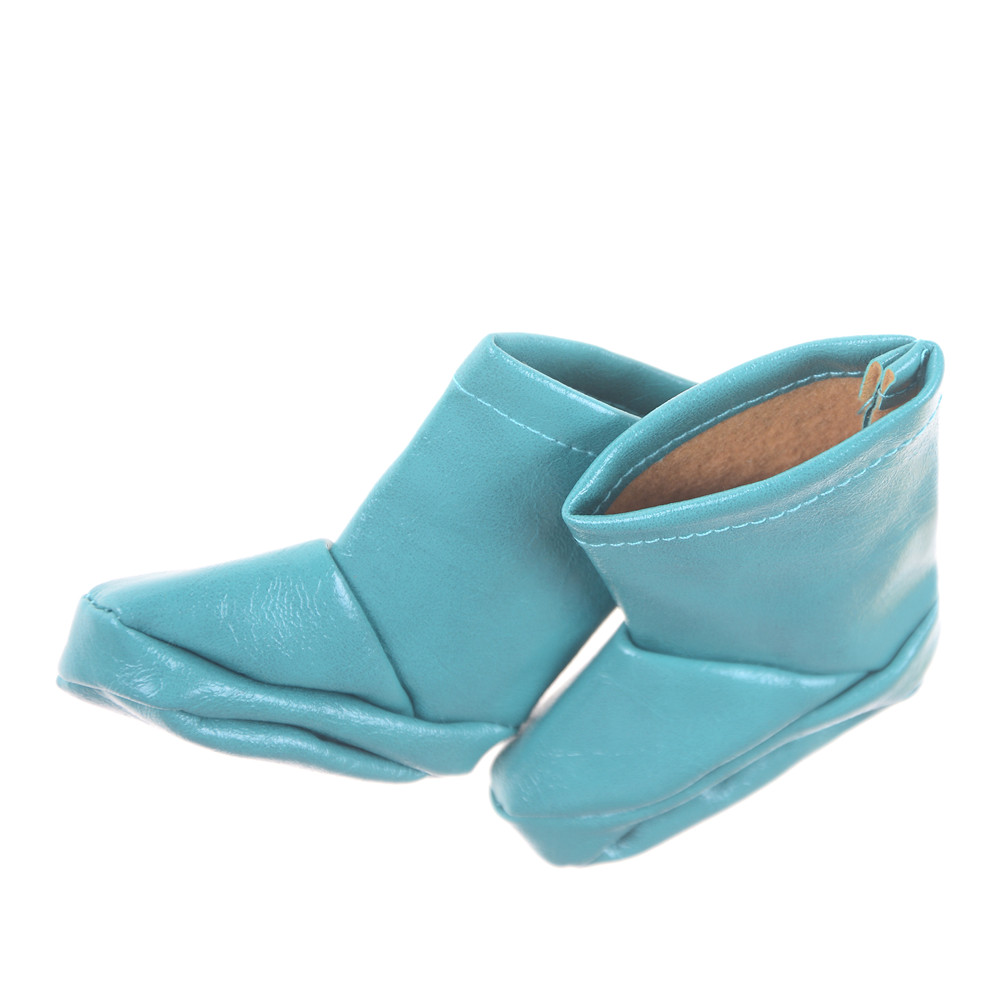 1 Pair American Girl Doll Shoes 43cm Baby Born Zapf Dolls Boots Doll Shoes Fit for 18inch American Girl Doll Accessories