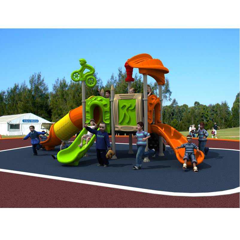 Mini Outdoor Playground,amusement Play Structure For Park/community/mall,large Combined Playground Slide For Kids