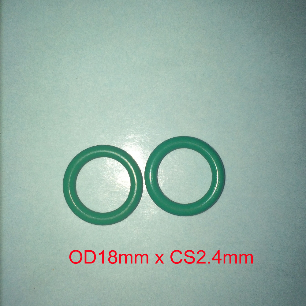 OD18mm x CS2 4mm viton rubber o rings o rings gasket sealing in Gaskets from Home Improvement