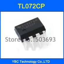 100 шт. TL072 TL072CP dip-8 интегральная схема DIP — 8
