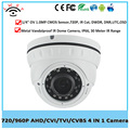 Varifocal Outdoor Dome AHD 1.3mp 36 IR LED AWESOME Quality Video CCTV cmos 960p Dome Camera Home Security Day/Night OSD 4 in 1