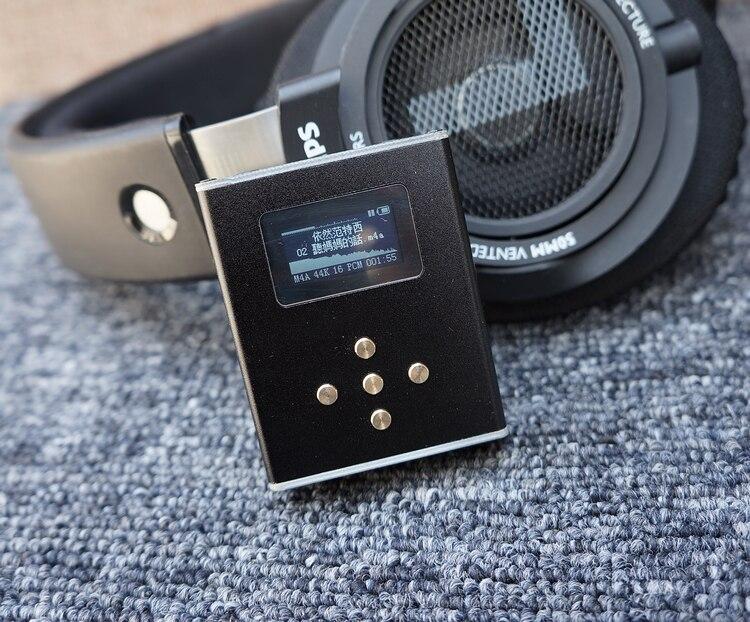 DIY MP3 Zishan Z3 Player Verlustfreie HiFi Musik-player Unterstützung GEBRAUCH Kopfhörer Verstärker DAC AK4490 Z2 Upgrade-Version MP3 Mit OLED