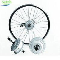 Electric Bicycle Brushless Engine 350W ebike 250W 36V Screw Motor For Bike mxus XF08 24V 250W Motor Rim Rear Wheel Hub Motor