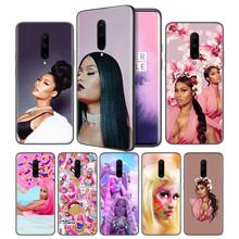 Nicki Minaj Soft Black Silicone Case Cover for OnePlus 6 6T 7 Pro 5G Ultra-thin TPU Phone Back Protective