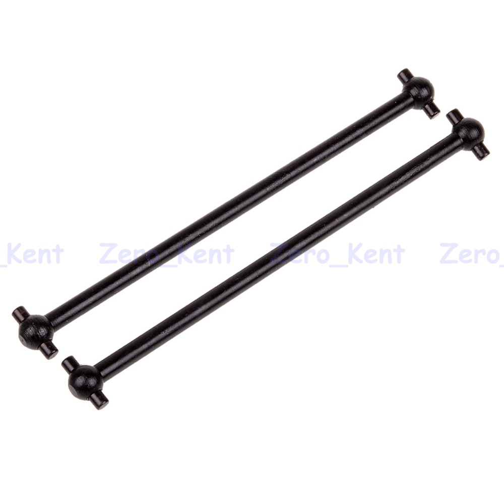 60096 P Rear Dogbone 2pcs For HSP 1/8 Nitro Power Off-Road Buggy Original Parts hsp 60096 rear dogbone 102 mm hsp rc car 1 8 parts 94760 94761 94762 94763 94766 spare parts