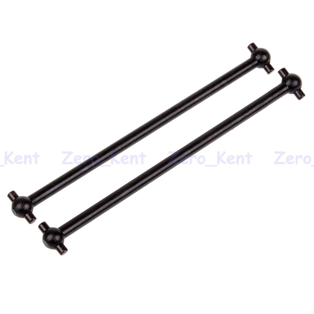 60096 P Rear Dogbone 2pcs For HSP 1/8 Nitro Power Off-Road Buggy Original Parts hsp spare part 60096 p rear dogbone 2 pcs rc 1 8 model car 94760 94761 94762 94763 94766