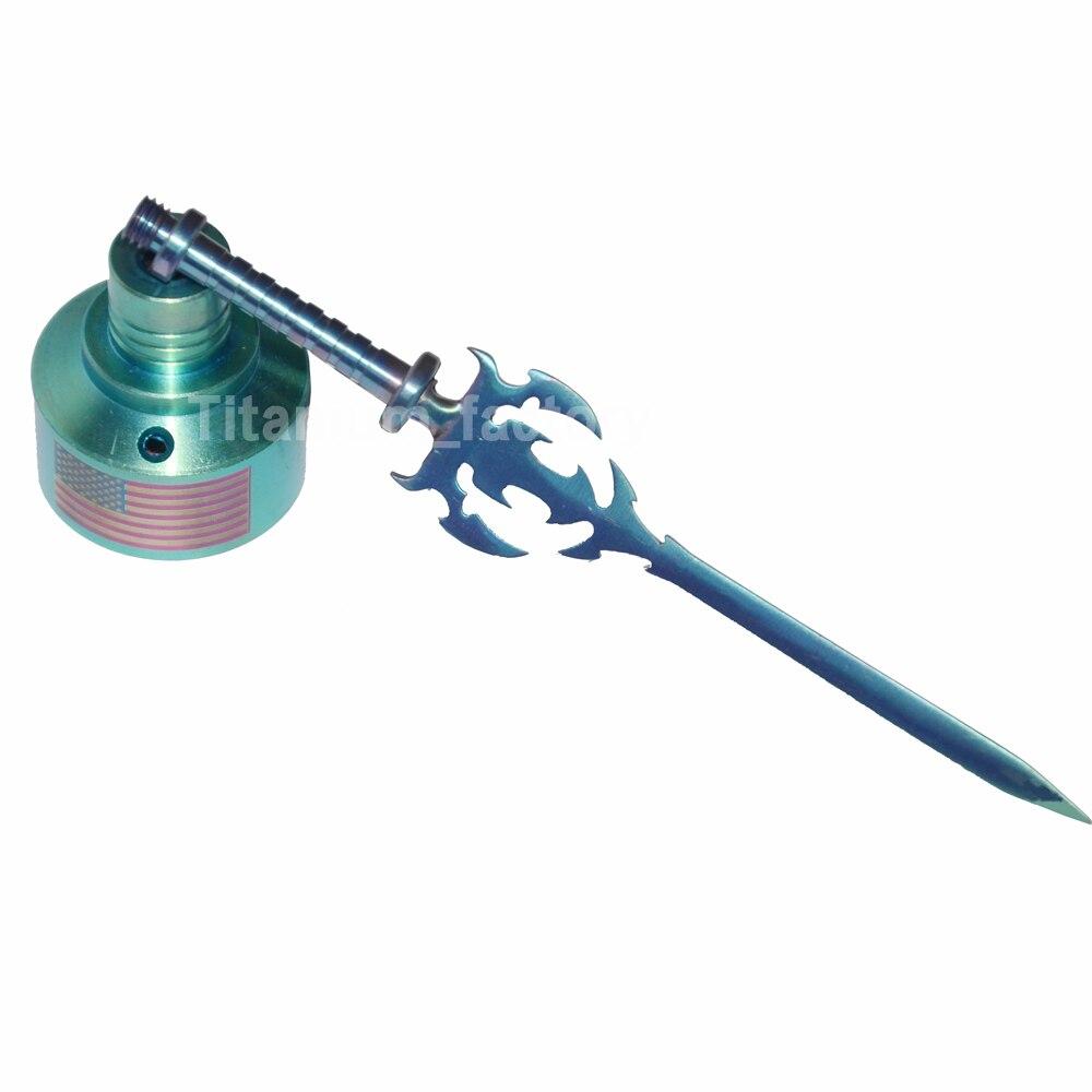 4 GR 2 Titanium Wax Carving Tool Spear Tip