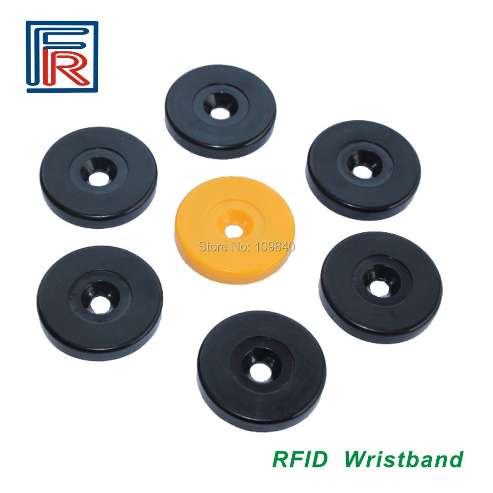 500pcs 125khz ABS Rewritable RFID patrol point/watchman point button Dia 30mm color options 10pcs sample 125khz rfid abs waterproof patrol button id patrol point