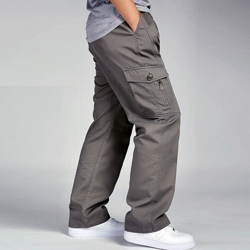 Online Get Cheap Grey Cargo Pants -Aliexpress.com | Alibaba Group