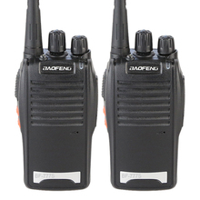 2PCS Flashlight Walkie Talkie UHF 5W 16CH Baofeng BF-777S Transceiver Two-Way Radio