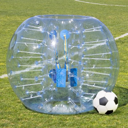 1.2M Dia Inflatale Soccer Bubble Ball For Kids TPU Giant Bubble Ball With Cheap Price Customized Color Human Bubble Ball