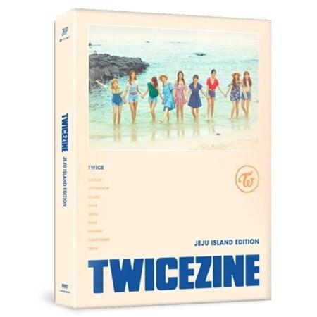TWICE - TWICEZINE JEJU Island Edition - Limited Edition - Release date : 2017.10.12 цены онлайн