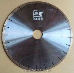 14 cali/350mm diamentowe segmentowe spiekane brzeszczot do marmuru  marmuru/ostrze piły tarczowej/diament narzędzie do cięcia/diamentowe piły