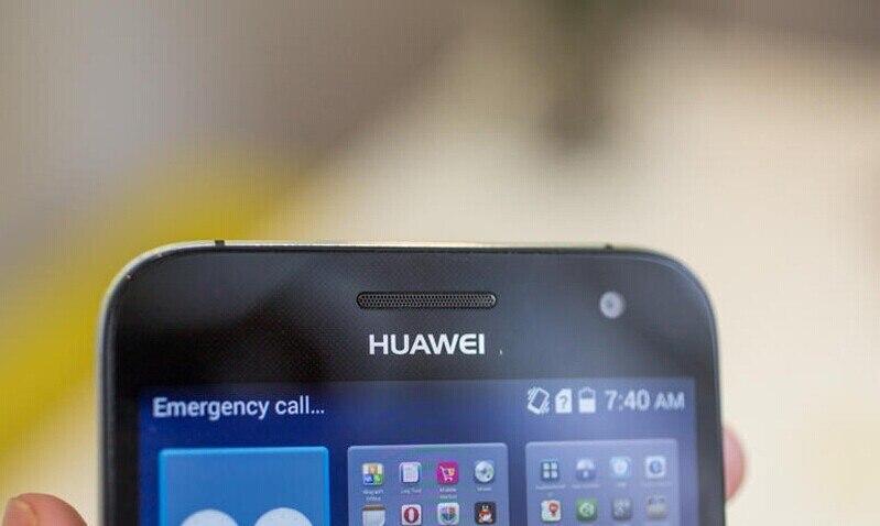 Оригинальный Huawei Ascend G7 4G смартфон FDD LTE 4 ядра Android 4,4 5,5 дюймов ips 1280X720 2 ГБ Оперативная память 16 ГБ Встроенная память 13.0MP