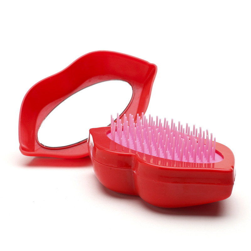 Magic Handle Tangle Detangling Comb Shower Hair Brush