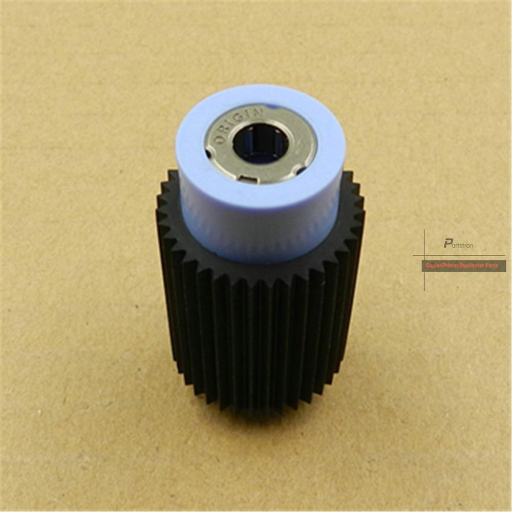 3x 56aar72100 adf cilindro de recolhimento de papel para konca minolta 7155 7165 7255 7272 600