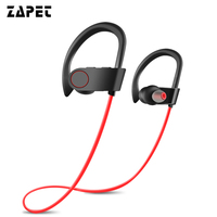Sports IPX7 Waterproof Bluetooth Headphones Bass Headphone Wireless Bluetooth Earphone With Mic For Iphone Xiaomi Smartphone