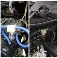 Универсальный Масляный Сепаратор двигателя  резервуар для улавливания  может фильтровать примеси и газовые VR-OST01 для Honda Civic Acura