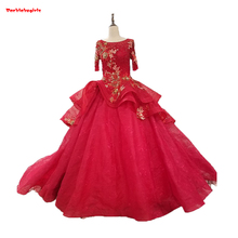 Backlakegirls Vintage Ball Gowns Wedding Dress Bridal Gown