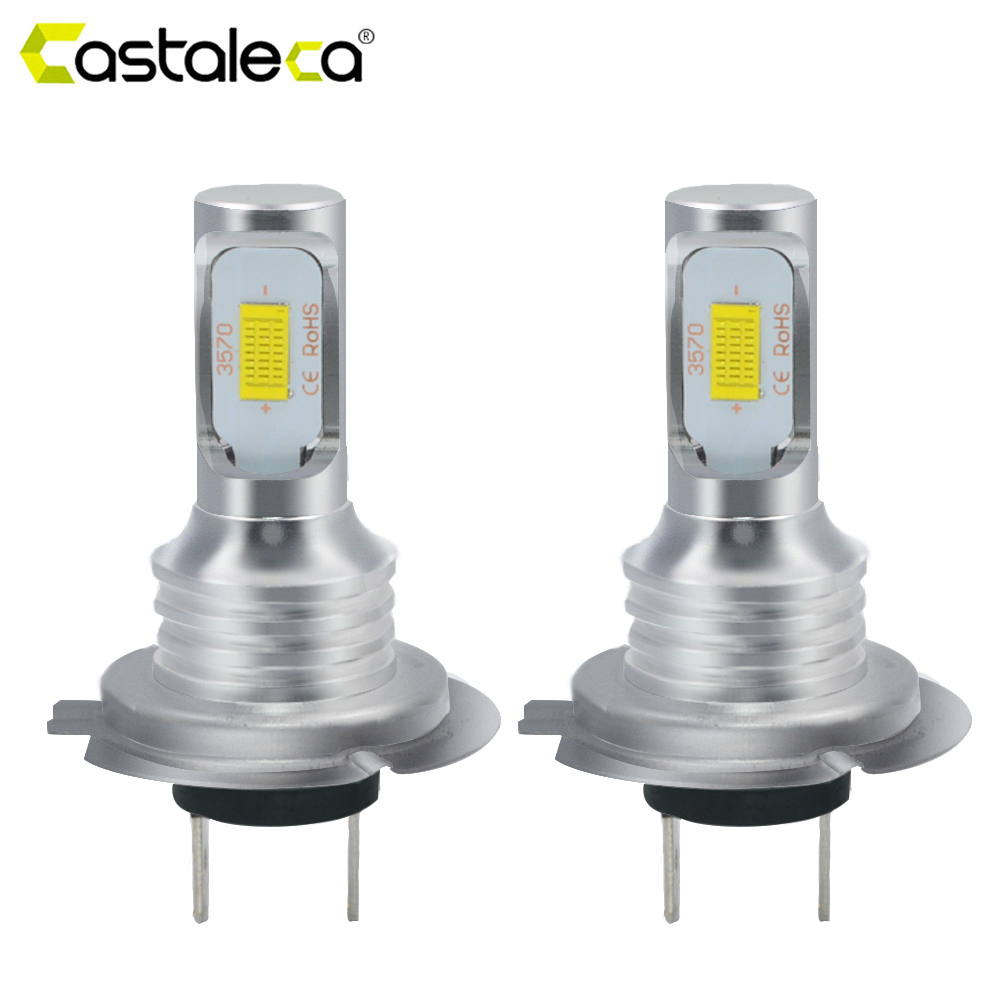 Castaleca H7 H4 <font><b>led</b></font> Car Headlight Super Bright Durable H1 <font><b>H3</b></font> H8 H11 H13 9005 9006 9007 <font><b>Canbus</b></font> Fog Lights Turn Signal Lamp Bulbs image